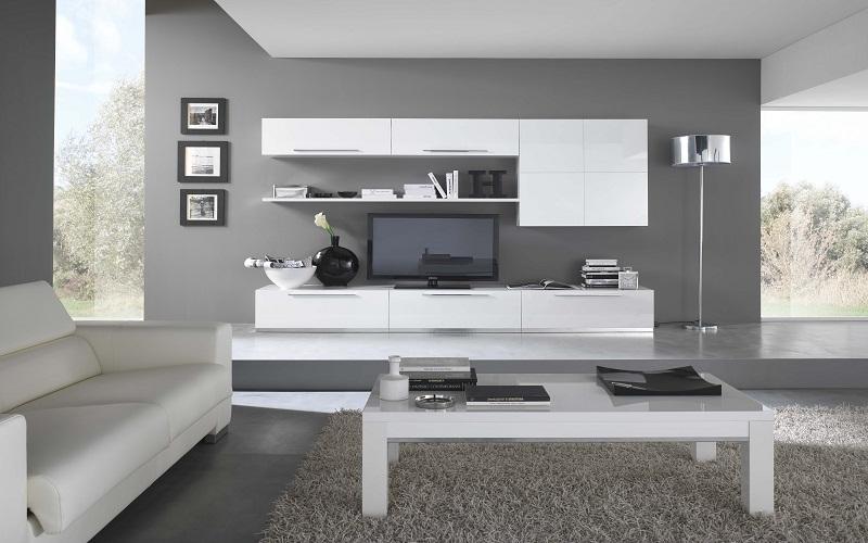Wandmeubel jully meram meubelen for Aanbieding meubels