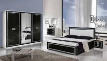oscar slaapkamer zwart
